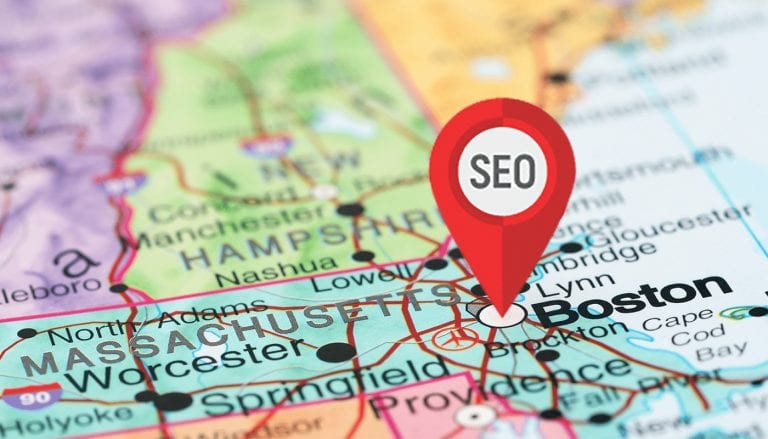 SEO on a location point
