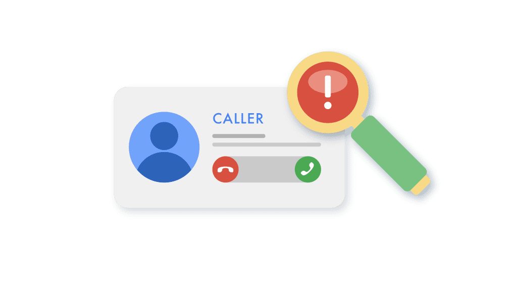 contact id with someone calling