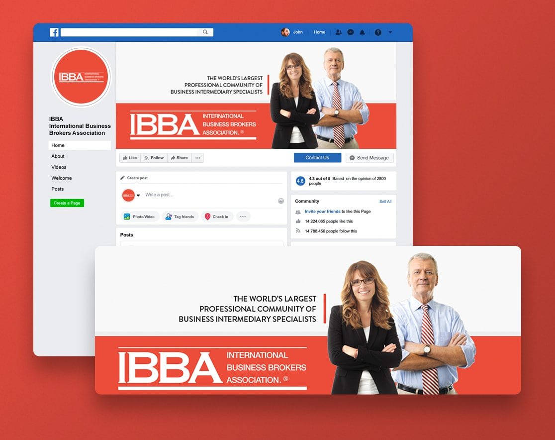 IBBA Facebook page
