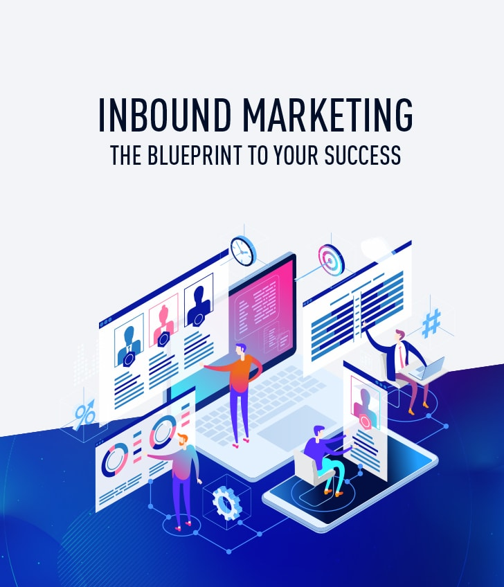 Inbound Marketing: The Blueprint to Your Success cover