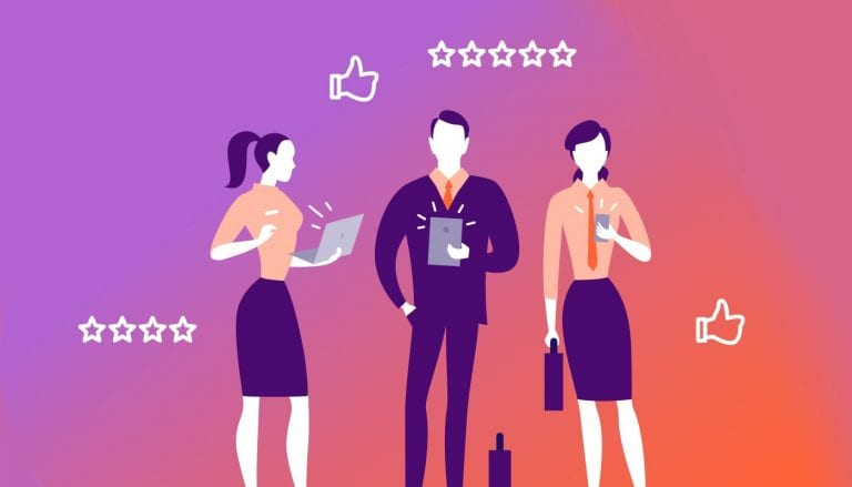 marketers managing online reviews