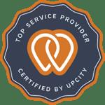 top service provider upcity