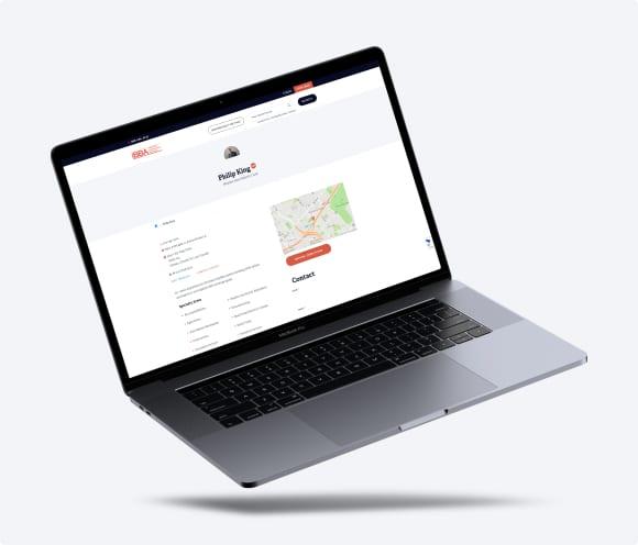 business broker profile on ibba find a broker tool