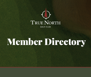 true north golf club member directory designed by front porch solutions