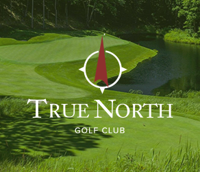 true north golf club website design by front porch solutions
