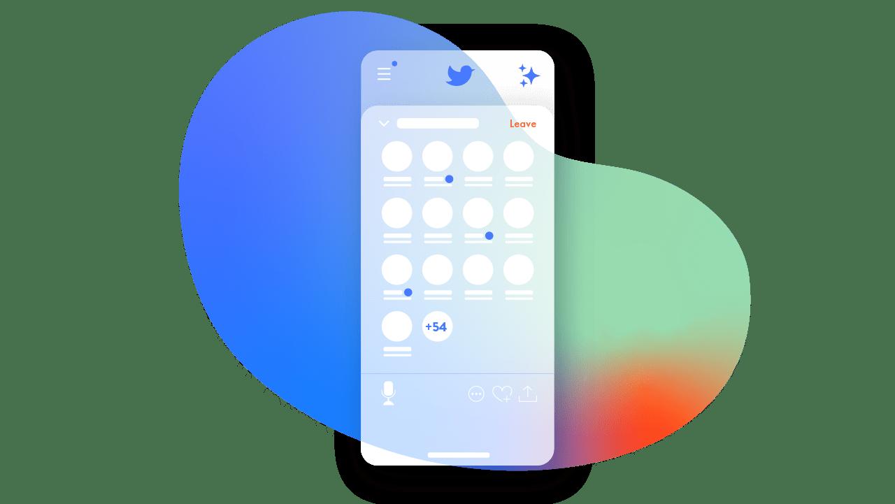 twitter spaces new audio platform